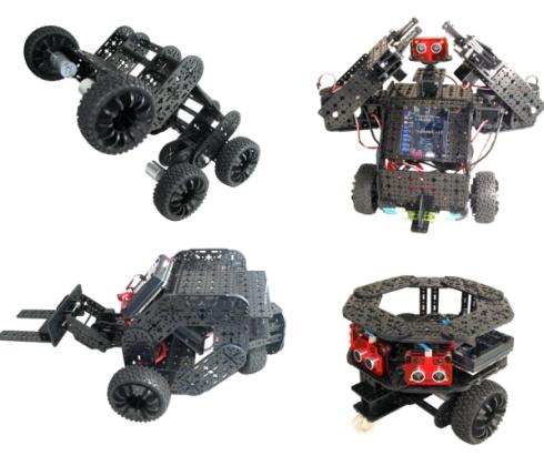 Arduino, robot kit
